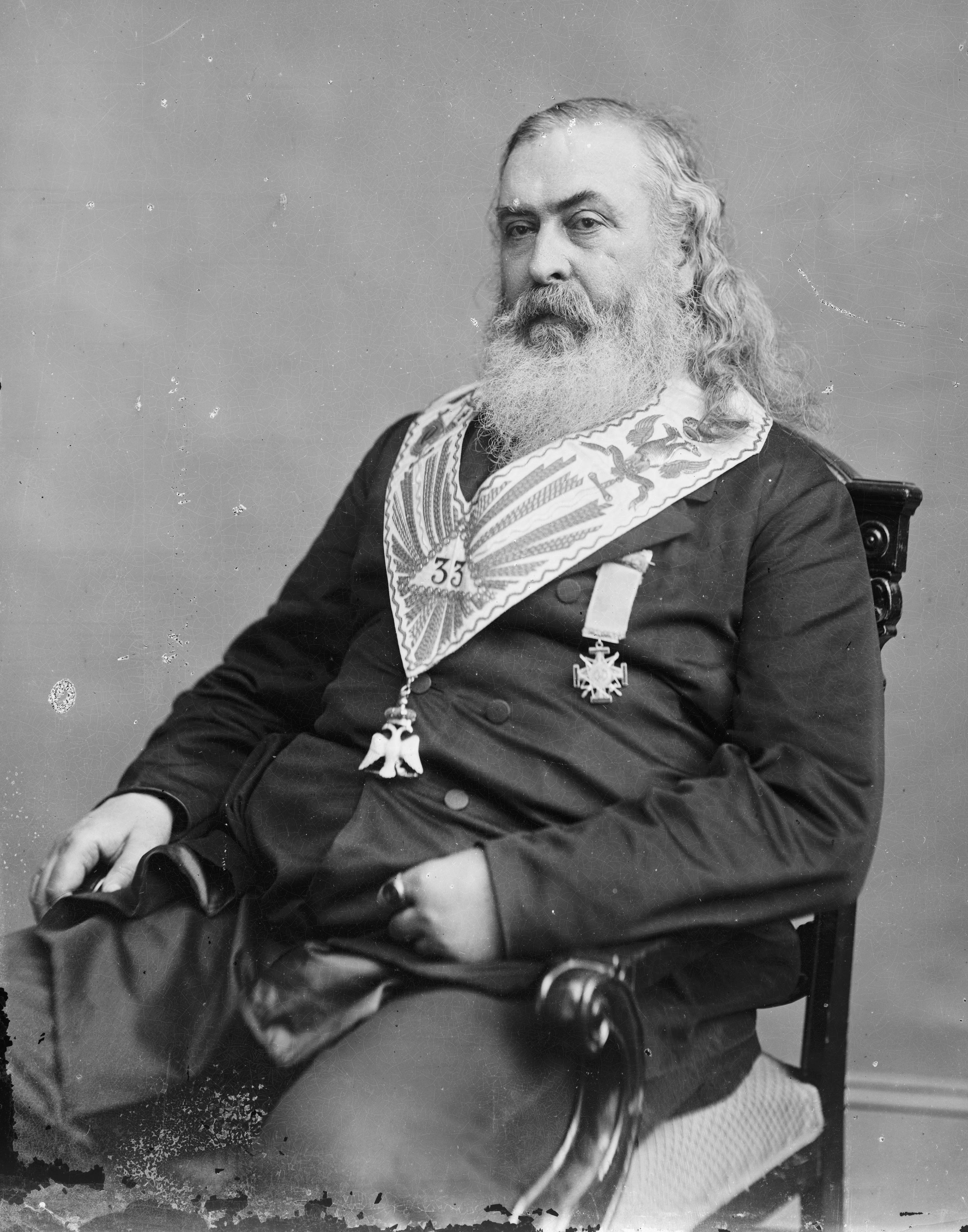 Albert Pike - Brady-Handy c92f8